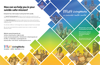 LivingWorks Overview cover